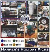 Harper's Holiday Gift Guide